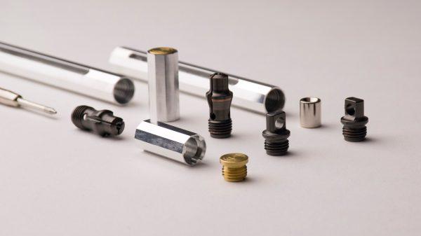 Pen C mini製造,零件